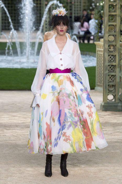 Chanel, Frühjahr/Sommer 2018, Paris, Haute Couture