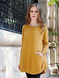 suéteres de mishow®women, pulóveres raya de la ma... – MXN $ 248.58