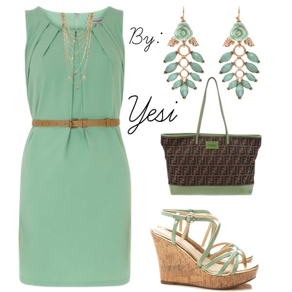 17 Best images about Mint green dresses on Pinterest ...