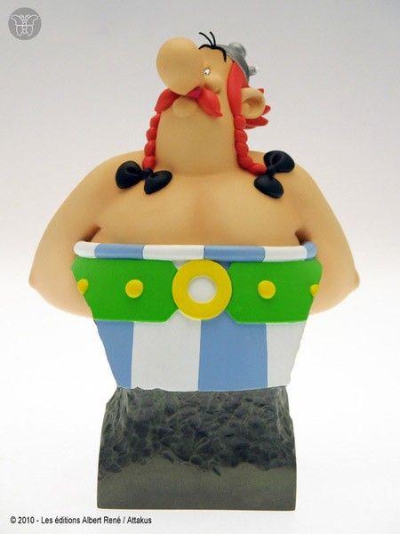 Bust Obelix