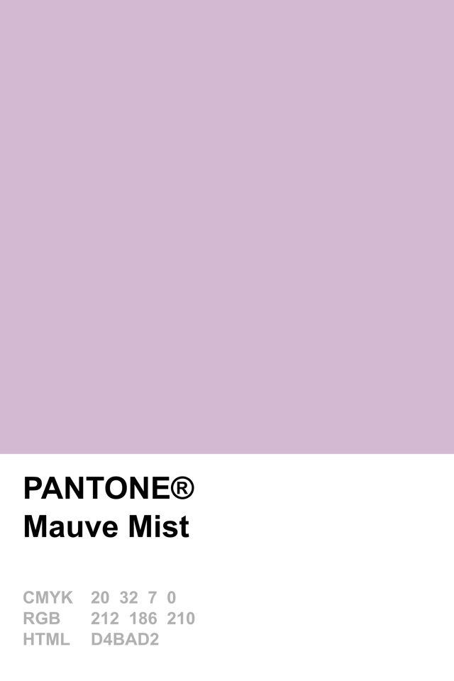 Pantone 2014 Mauve Mist Hobes Shoes Flats Leather Footwear Suede