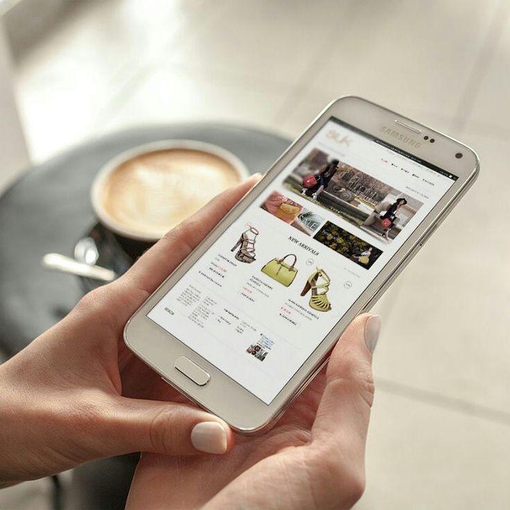 Desde tu dispositivo móvil navega en nuestra tienda virtual www.siuk.com.co