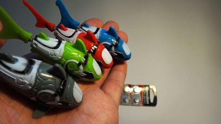 Роборыбка RoboFish (Робофиш) из Китая