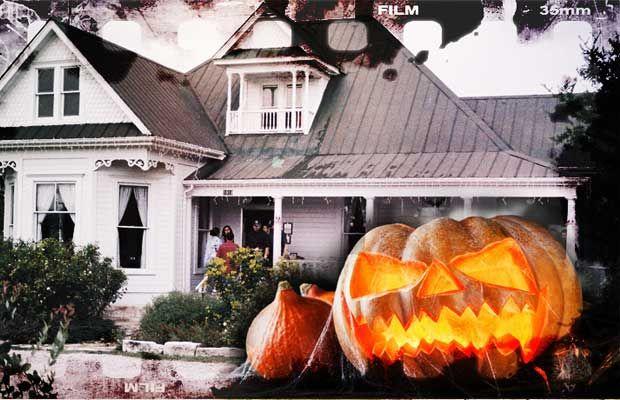 Passer la nuit d'Halloween sur le lieu de tournage d'un film d'horreur culte
