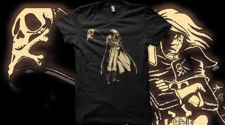 Captain Harlock https://www.qwertee.com/product/space-pirate-838 Vote it here for printing! #capitan #captain #harlock #arcadia #ship #shirt #t-shirt #draw #drawing #painting #art #paint #photoshop #halftones #shadows #clothing #clothing