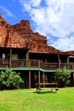 Havasupai Lodge, air-conditioning in Supai!?