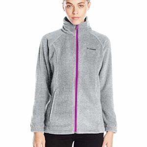 7a8de046e2d Columbia Women s Benton Springs Full Zip Fleece Jacket