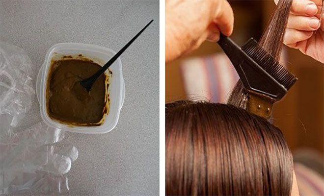 Βάψτε τα Μαλλιά σας με αυτό το Φυσικό Συστατικό και πείτε Αντίο στις Λευκές Τρίχες!