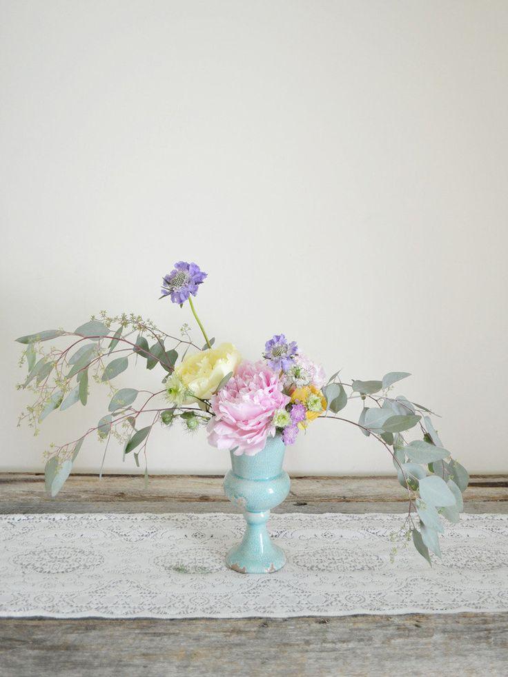 Ramos de flores silvestres   Maria victrix