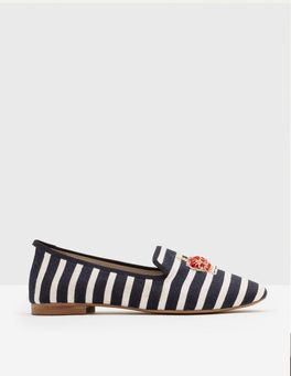 Maritime Slipper Shoe Boden