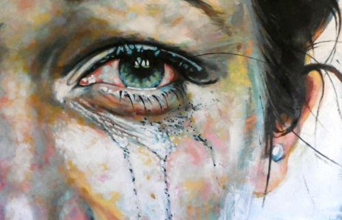 Close up broken hearted woman, Thomas Saliot                                                                                                                                                                                 More