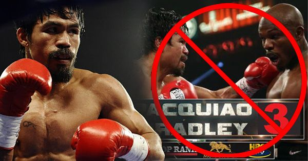 [Trending Now] LGBT Group Started A 1Million Signature Campaign To Ban The Upcoming Boxing Fight Of Manny Pacquiao!