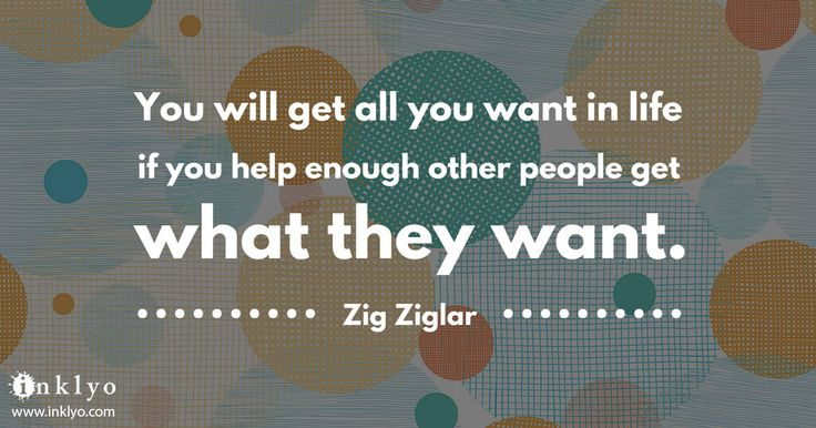 This is essentially the foundation of content marketing: be helpful!