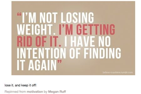 weight loss inspiration | Inspiration: 10 Ways Pinterest Support Weight Loss