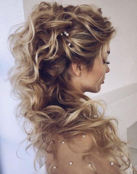 Hochzeitsfrisur Inspiration - Lena Bogucharskaya