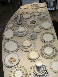 Kathie Winkle & 56 best Kathie Winkle images on Pinterest | Capri Dinnerware and Dishes