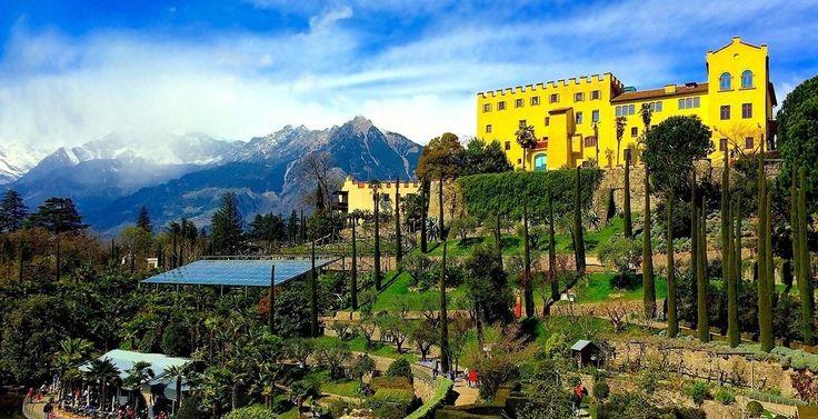 Italien   Vandring fra Dolomitterne til Gardasøen