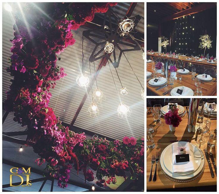 Tashia & Newon Warehouse Reception at Lightspace Wedding | G&M DJs | Magnifique Weddings #gmdjs #magnifiqueweddings #weddinglighting #weddingdjbrisbane @gmdjs @lightspacebris