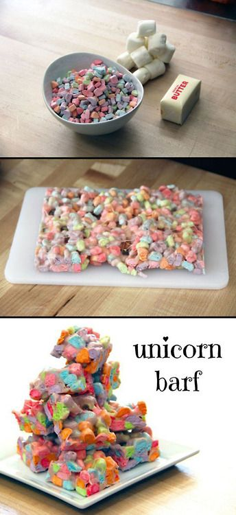 Unicorn barf. I've had the privilege of eating unicorn poop which was also quite tasty.