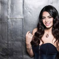 Emeraude Tobia as Izzy. Doesn't she look so Izzy-ish? She's my favorite cast for the Shadowhunters TV.
