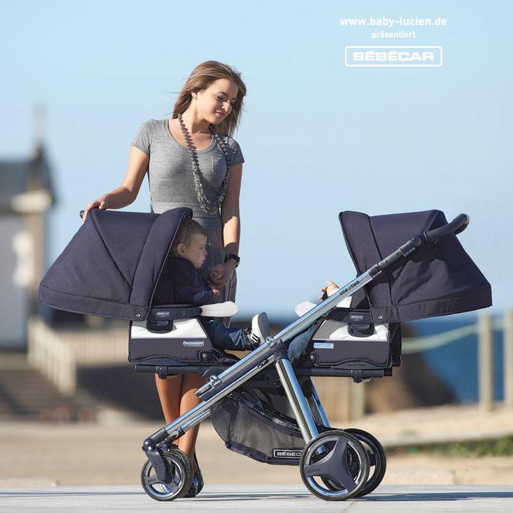 Zwillingskinderwagen hintereinander  Die besten 20+ Zwillingskinderwagen Ideen auf Pinterest ...