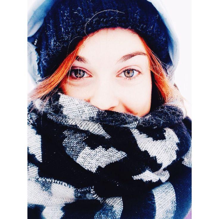 Me.Russian winter.-37