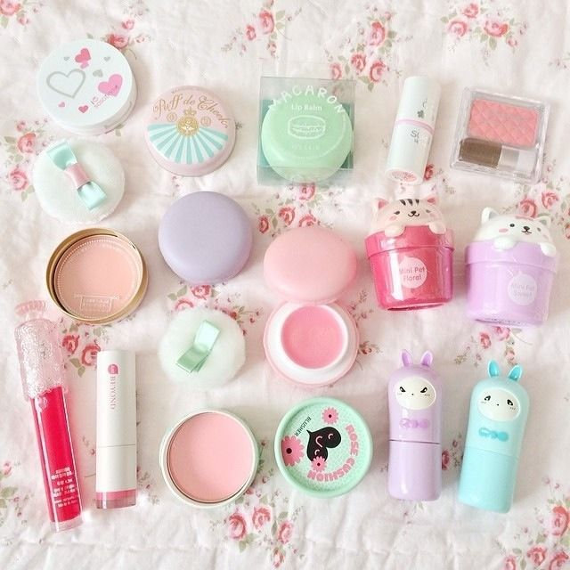 #kawaii #pastel #cosmetic