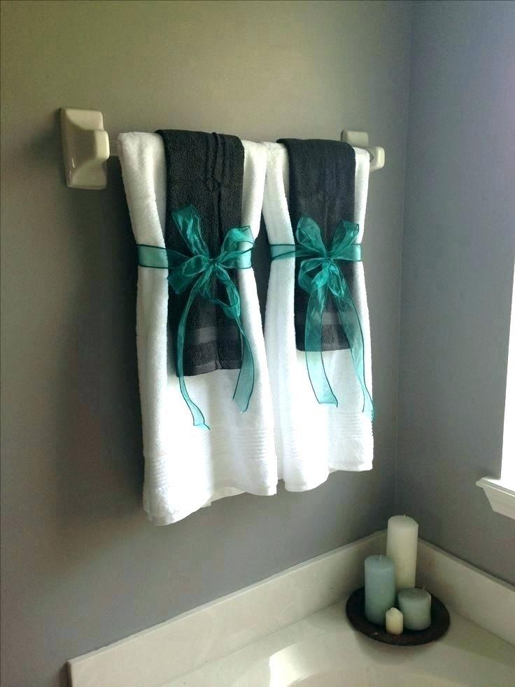 Bathroom Towels Decor Ideas Brezel Bathroom Towel Decorating