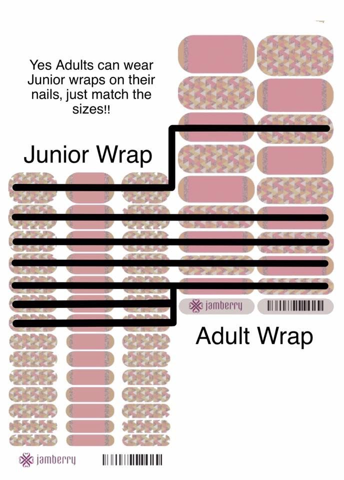 Can I Wear Jamberry Junior Wraps Or Are They Only For The Littles