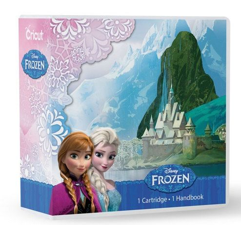 DISNEY FROZEN Cricut Cartridge   -- Rare to find -- Retired- Brand NEW by…