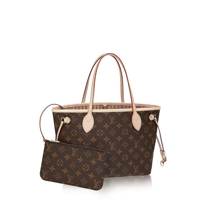 Descubra el Louis Vuitton Neverfull PM a través de Louis Vuitton