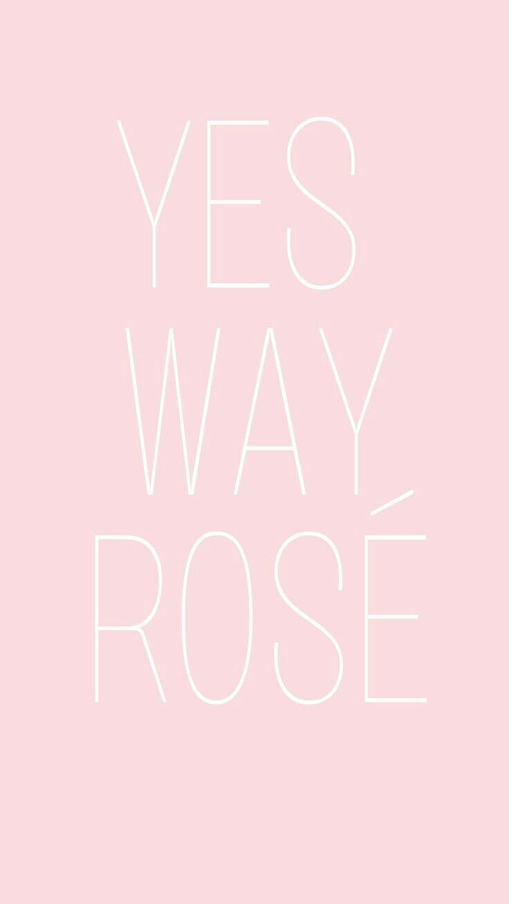 Current Mood 😊👌 Yes way Rosé, I love this as a wallpaper plain pink rosé ♡