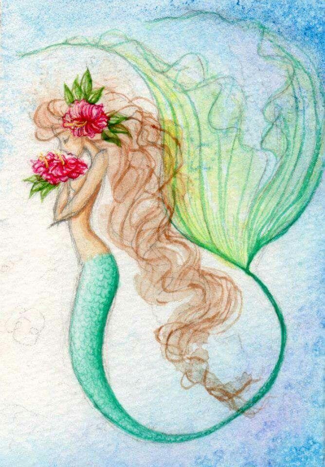 Mermaid. ❣Julianne McPeters❣ no pin limits