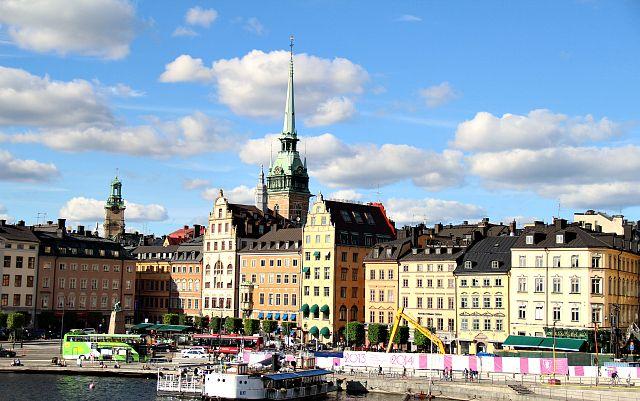 Chiarapassion: Viaggio a Stoccolma