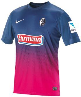 SC Freiburg - 3rd Strip 2013-14.