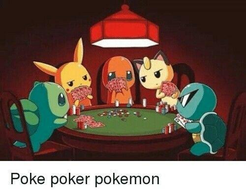 Poker pokemon