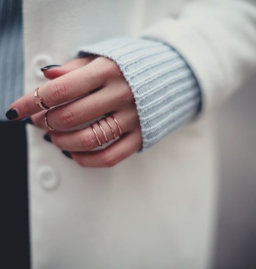 when I started wearing rings like this back in the 80's people gave me all sorts of grief.  I'm so glad someone else has caught on .....