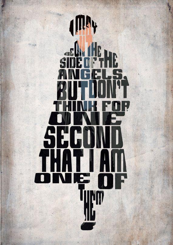 Sherlock angel