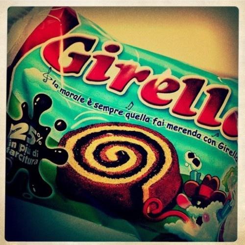 Ah, Girella!