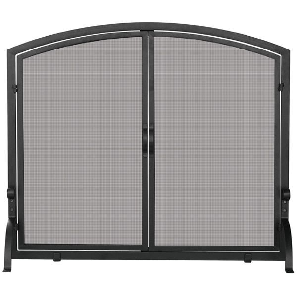 24 Best Wrought Iron Fireplace Screen Images On Pinterest Wrought