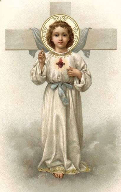 Child Jesus (Fernanda Thurmond)