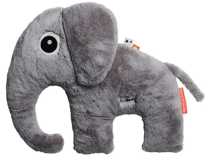 Done by Deer Kuschelelefant Elphee. Kuscheln mit Elphee - dem superweichen und sehr liebenswerten Elefant. Elphee ist ein wahrer Freund.