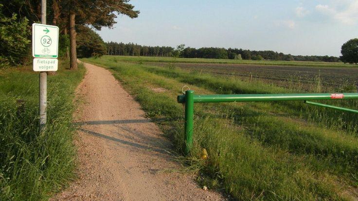 Fietspad geopend bij Moorsel (Lierop).