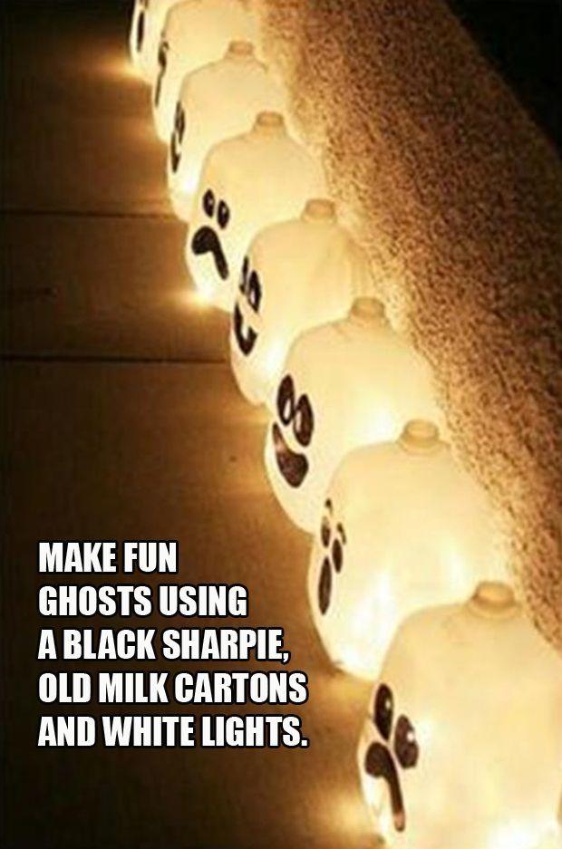 578 best Hamonny ! images on Pinterest Halloween crafts, Halloween - pinterest halloween decor ideas