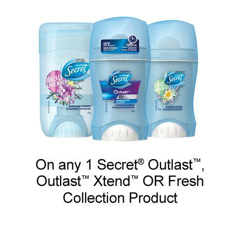 #Secret - Save $0.75  #onlinecoupons #p&g #printablecoupons - http://canadiancoupons.net/213659/secret-save-0-75-4/online-coupons/not-categorized/secret/?utm_content=bufferaa226&utm_medium=social&utm_source=pinterest.com&utm_campaign=buffer