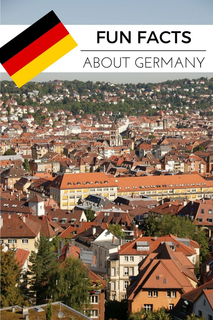 25+ best ideas about Fun facts about germany on Pinterest | Visit ...