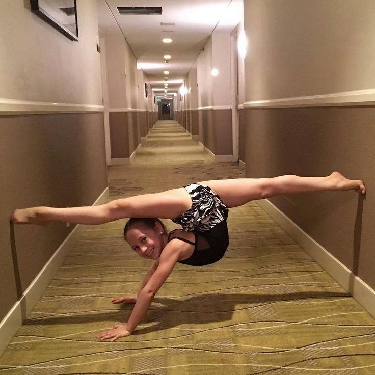 Фото гимнасток в домашних условиях