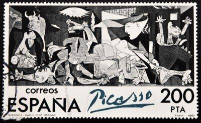 Peace Stamps, Currency, Posters & Ephemera Around the World