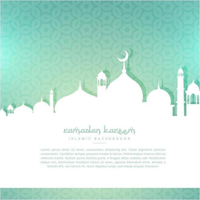 New Design Ramadan Template  http://www.cgvector.com/vector-free-scroll-design-elements/