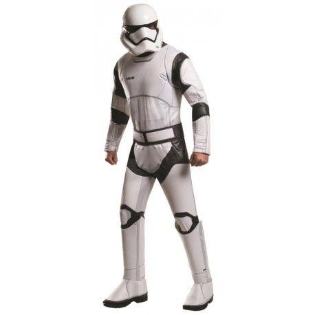 Déguisement Stormtrooper adulte Star Wars VII™ luxe